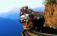 The Top 16 Most Insane And Deadliest Railways Of All Times