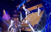 Troupe Diavolo Performs Amazing Acrobats