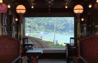 Japan's Seven Stars Luxury Train