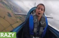 Meet Amelie Windel – A British Female Aerobatic Pilot