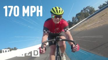 Meet The Fastest Female Cyclist