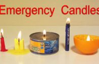 DIY Tricks To Make Your Own Emergency Candles