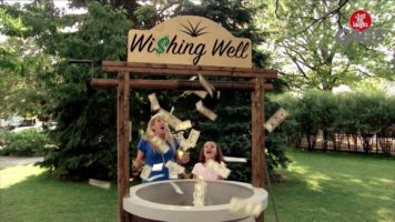 A Wishing Well That Gives You Money Instantly