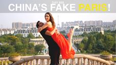 Discover The Fake PARIS Of China