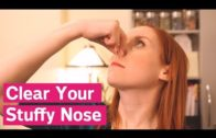 How To Clear Your Blocked Nose Easily