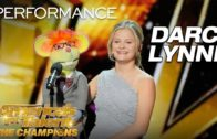 Ventriloquist Darci Lynne And Her Puppet Oscar Surprises Everyone At AGT 2019