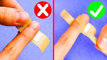 20 Things You Do The Wrong Way Everyday