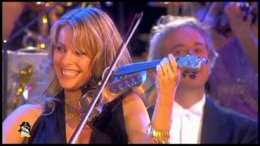 Andre Rieu Violin Show Turns Into A Crazy Party