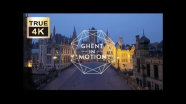Take A Quick Trip To Ghent, Belgium