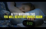 Why We Should Never Hit The Snooze Button On Morning Alarm
