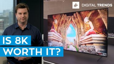 8K vs. 4K vs. HD – Learn The Difference