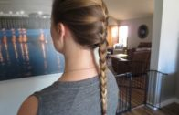 Learn The Easiest Way To French Braid Your Hair