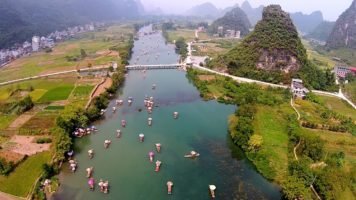 Take A Look At China's Beauty From Above