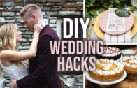 12 DIY Wedding Tips And Tricks