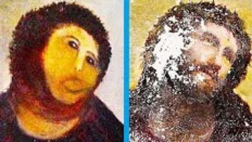The Worst Art Restoration Attempts That Failed Miserably