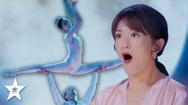 Stunning Ballet Performance At China's Got Talent