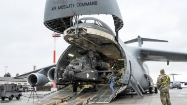 The Largest Aircraft in the U.S. Air Force – C-5M Super Galaxy