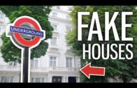London's Surprising Fake Houses