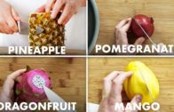 Learn The Trick To Slice Every Fruit Like A Pro