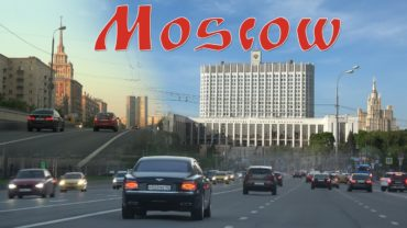 Explore Moscow – The Capital Of Russia in 4K