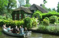 A Summer In Netherlands Giethoorn Village