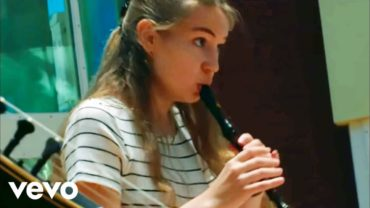 Lucie Horsch Is A Teriffic Flute Player