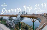 A Trip To Ba Na Hill, Vietnam