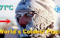 The World's Coldest Inhabited Place: Oymyakon, Siberia