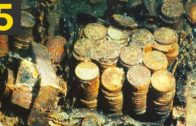 Top 5 Biggest Sunken Treasures Ever Found