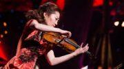 Ji-Hae Park's Terrific Violin Performance