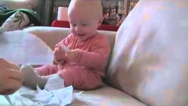 This Adorable Laughing Baby Will Make Your Day