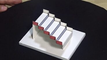 This Amazing Staircase Illusion Won The Best Illusion Of The Year Award