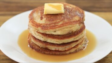 How To Make Fluffy Almond Pancakes Easily