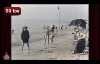 A Vintage Video On A Beach Trip To France