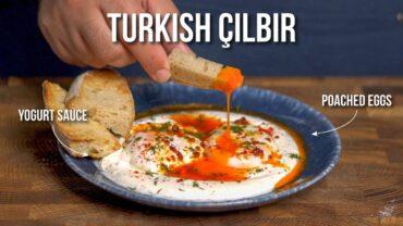 Try This Addictive Turkish Egg Recipe